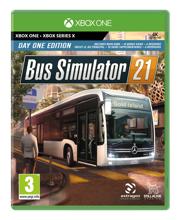 Bus Simulator 21 Day One Edition
