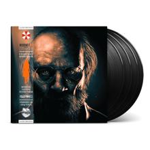 Resident Evil VII biohazard Original Soundtrack - 4 Black LP
