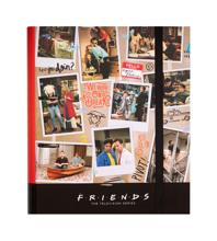 Friends - Premium 2 Rings Binder with Elastic