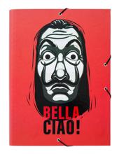 La Casa de Papel - Bella Ciao! A4 Elastic Folder