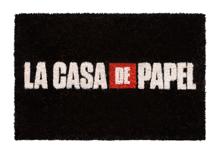 La Casa de Papel - Logo Door Mat