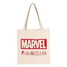 Marvel - Laundry Symbols Cotton Shoulder Bag