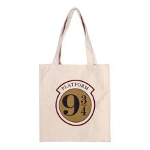 Harry Potter - Platform 9 3/4 Cotton Shoulder Bag