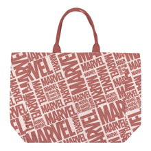 Marvel - Logo Cotton Hand Bag