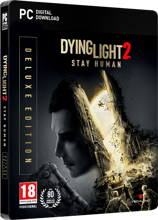 Dying Light 2 - Stay Human Deluxe Edition (Code-in-a-box)