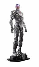 Justice League - Cyborg Life Size Figure (LED lighting & base included)