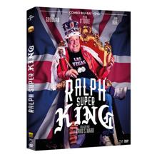 Ralph Super King - COMBO (blu-ray + DVD)