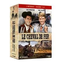 Le Cheval de fer, l'intégrale - 17 DVD + livret 52 pages