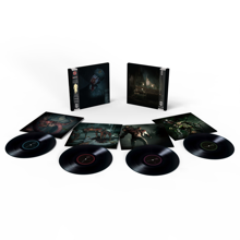 Resident Evil 2 (2019) Original Soundtrack - 4-LP Black Vinyl