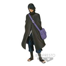 Boruto: Naruto Next Generations - Shinobi Relations SP2 Comeback! A: Sasuke Figure 16cm