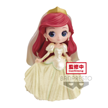 Disney Characters - Q Posket Dreamy Style Glitter Collection vol.1 (A:Ariel) Figure 14cm