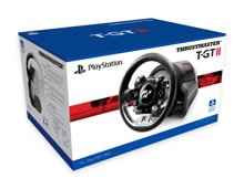 Thrustmaster - T-GT II Racing Wheel for PS5, PS4 & PC (Windows 10)