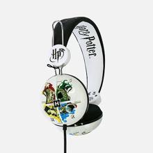 Harry Potter - Hogwarts Crest Teen Stereo Headphones