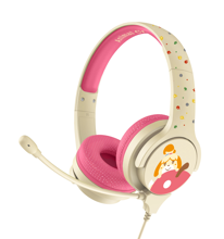 Animal Crossing - Isabelle Kids Interactive Headphones with Microphone