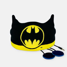 Batman - Batman Symbol Kids Audio Band Headphones