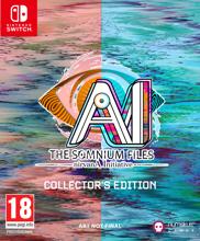 AI: The Somnium Files – nirvanA Initiative Collector's Edition