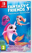 Fantasy Friends: Under the sea