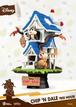 Disney - Diorama-028 Chip 'n Dale Tree House