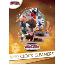 Disney - Diorama-046 Clock Cleaners