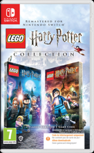 Lego Harry Potter Years 1-7 Collection (Code-in-a-box)