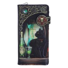 Absinthe - Black Cat Familiar Purse 18.5cm