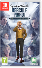 Agatha Christie's - Hercule Poirot: The First Cases