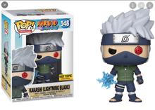Funko Pop! Animation: Naruto - Kakashi (Lightning Blade) - US Exclusive