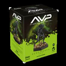 Alien Vs Predator - Alpha Xénomorph Grid Display Box Edition 14 cm