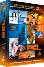 Coffret François Bel 3 dvd
