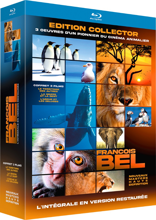 Coffret François Bel 3 films