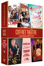 Coffret Theatre : Les meilleures comédies