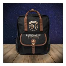 Harry Potter - Premium Backpack Black Platform 9 3/4