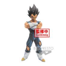 Dragon Ball Z - Grandista Nero - Manga Dimensions Vegeta Figure 26 cm
