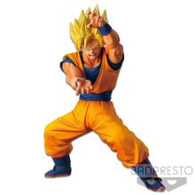 Dragon Ball Super -Chosenshiretsuden Vol.1 - Super Saiyan Goku Figure 16 cm