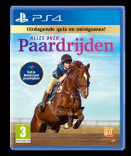 Alles over Paardrijden