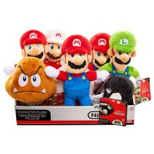 Nintendo - Super Mario Plush Assortment 20cm (12 units display)