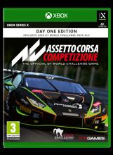 Assetto Corsa Competizione Day One Edition