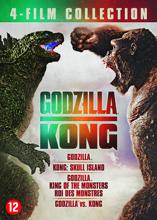 Godzilla 4-film Collection