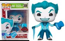 Funko Pop! Heroes: DC Holiday- Jack Frost Joker