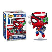 Funko Pop! Marvel: Marvel - Cyborg Spider-Man