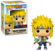 Funko Pop! Animation:Naruto - Minato w/(GW)Chase
