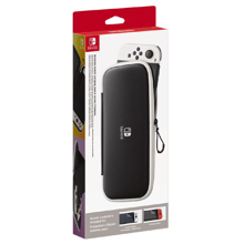 Nintendo Switch OLED Carrying Case & Screen Protector