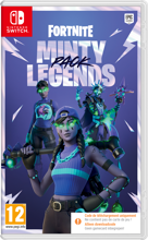 Fortnite: The Minty Legends Pack (Code-in-a-box)