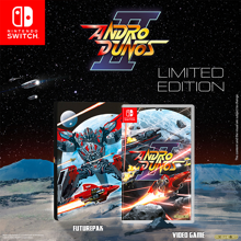 Andro Dunos 2 Limited Edition FuturePak