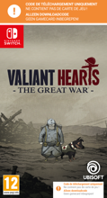 Valiant Hearts The Great War Remaster (Code-in-a-box)