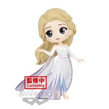 Disney Characters - Q Posket Elsa from Frozen 2 ver.A Figure 14cm
