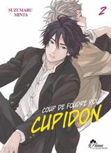 Coup de foudre pour Cupidon - Tome 02