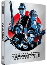 Terminator 2 : Edition SteelBook (30e anniversaire)