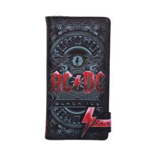 AC/DC - Black Ice Embossed Purse 18.5cm
