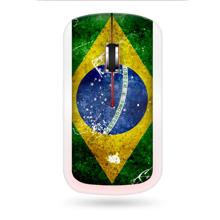 Advance Arty Pop Wireless Optical Mouse 1000 DPI Brazil